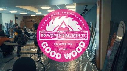 Burton Feelgood Review: Women's All-Mountain Winner – Good Wood Snowboard Test 2018-2019