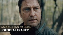 Angel Has Fallen Movie - Gerard Butler, Morgan Freeman