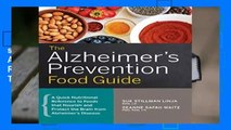Full E-book  The Alzheimer s Prevention Food Guide: A Quick Nutritional Reference to Foods That