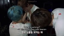 ENG SUB)BTS REACTION ON LOVE YOURSELF DVD PART_2 - video