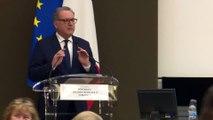 Ouverture du colloque « Regards croisés sur le lobbying » organisé par M. Sylvain Waserman, Vice-président de l'Assemblée nationale - Jeudi 16 mai 2019