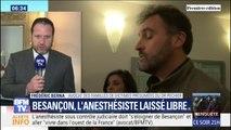 """La décision de laisser l'anesthésiste de Besançon en liberté sous contrôle judiciaire """"choque les familles"""", selon l'avocat des victimes présumées"""