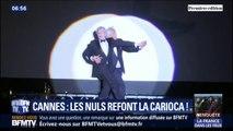 Comment Alain Chabat et Gérard Darmon en sont venus à danser la Carioca à Cannes (et nous aussi en plateau )
