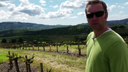 Travel Track On Sirk TV: KUNDE FAMILY WINERY [Sonoma Valley - Kenwood, California] - Part III