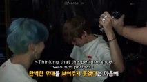 [빙탄 소년단] Xem BTS V (뷔) Crying | Love Yourself Tour in Europe  | English sub| USA