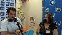 Ariane Szmul au Forum du Livre de Saint-Louis