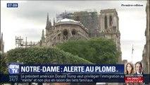 Un mois après l'incendie de Notre-Dame, y'a-t-il un risque de pollution au plomb pour les riverains?