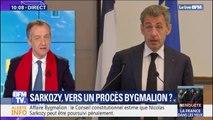 Affaire Bygmalion: le Conseil constitutionnel estime que Nicolas Sarkozy peut être poursuivi pénalement