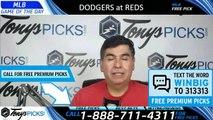Dodgers vs Reds 5/17/2019 Picks Predictions