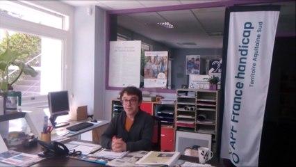 Interview de  Mikaël LAFFITTE - Participant au DuoDay 2019
