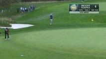 GOLF: PGA Championship - Le magnifique birdie de Koepka