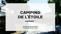Camping bord de mer en Vendée, Camping de l'étoile à Notre-Dame de Monts (85)