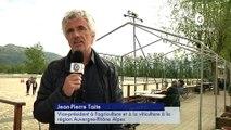 """Reportage - """"Plan ambition cheval"""" : la Région subventionne la filière équine"""
