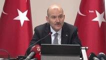 """İçişleri Bakanı Soylu: """"İstanbul'u Bir İdeolojik Kavga Haline Getirmek ve İstanbul'u Siyaset..."""