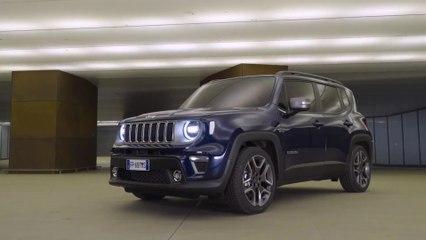 La nouvelle Jeep Renegade 2019 débarque au Salon de Turin