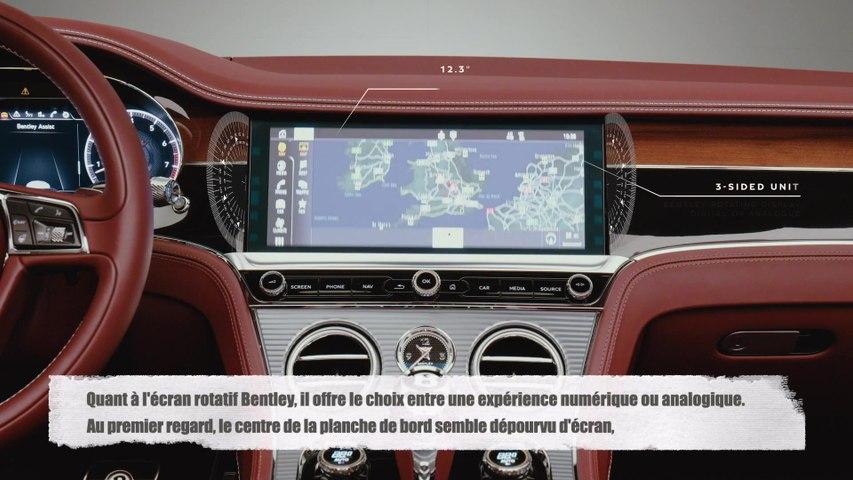 Bentley Continental GT Convertible - Écran...