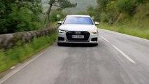 La nouvelle Audi A6 - la voiture de nombreux talents dans la classe affaires
