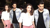 Soha Ali Khan at Screening Of The Film 'De De Pyar De'.mp4