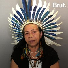 """Interview with cacique Tanoné: """"I worry about my people"""""""