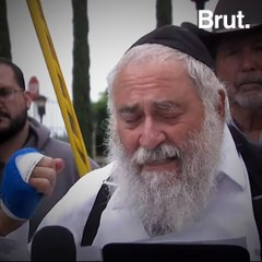 Rabbi of Chabad of Poway Synagogue Speaks Out