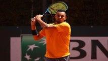 Nick Kyrgios, le bad boy du tennis mondial, recommence ses conneries