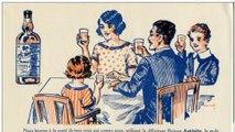 Une des publicités radio d'Antésite dans les années 50