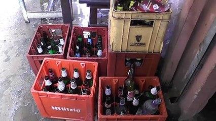 Prix sur les boissons