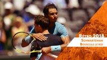 Roland-Garros 2018 - Rétro : Schartzmann bouscule le Roi Nadal