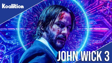 John Wick- Chapter 3 - Parabellum Review - An Action-Packed Bloodbath