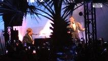 Rocketman : le concert surprise d'Elton John et Taron Egerton à Cannes (exclu vidéo)