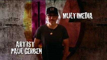 Mixed Media Artist Paul Gerben