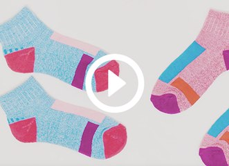 This Cute Folding Trick Will Save You Major Space in Your Sock Drawer