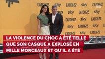 """Exclu Téléstar. George Clooney : """"J'ai eu beaucoup de chance de ne pas mourir sur le tournage"""""""