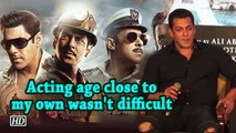 Bharat | Acting age close to my own wasn't difficult: Salman