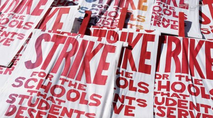 Teachers' unions step up fight against charter schools