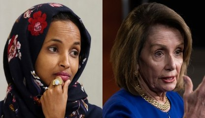 With the defense of Ilhan Omar, will Democrats change their 2020 party platform on Israel?