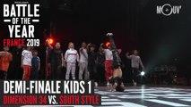 BOTY FRANCE 2019 : Demi-finale Kids 1