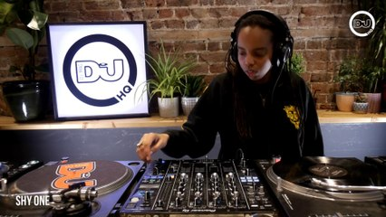 Shy One Live From #DJMAGHQ