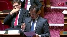 Jacques Grosperrin défend son amendement sur les rapprochements écoles/collège