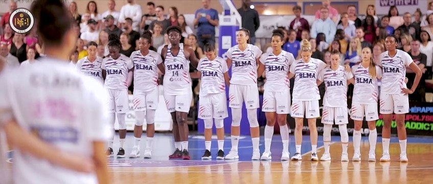 LFB 2018-2019 - Mini movie finale 4 : Lattes Montpellier - Lyon