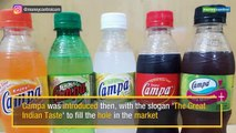 Challenging the hegemony of Pepsi and Coca-Cola, Campa Cola is in revival mode