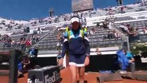 Johanna Konta beats Venus Williams to reach Rome Open quarter-finals