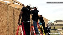 Houston rapper Trae Tha Truth helps his community with flood rescues