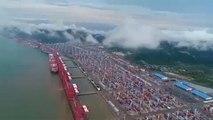 Az amerikai-kínai kereskedelmi feszültségek miatt lassulhat az amerikai gazdaság
