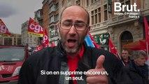 """""""Mon hôpital est au bord de l'implosion"""" : À Lille, les infirmiers crient leur colère"""