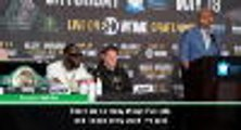I didn't bring chaos, chaos came to me - Wilder