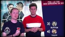 Trapp, Sirigu, Buffon, Areola : Qui est le meilleur gardien de l'ère QSI ?