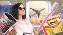 Food and Beverage Hacks for Airplane Travel
