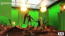 Avengers : Endgame - Fighting Thanos and Iron Man Behind The Scene