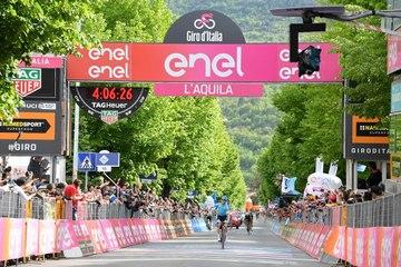 GIROBARALDI #7 - alta velocità, vince lo spagnolo Bilbao